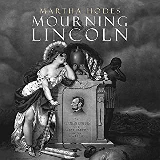 Mourning Lincoln cover art