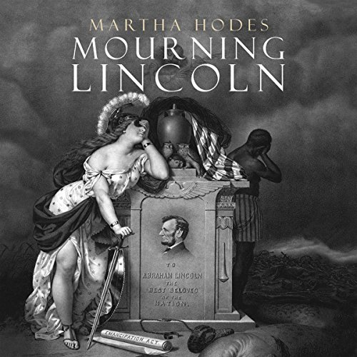 Mourning Lincoln audiobook cover art