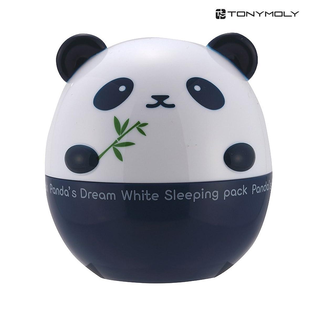 観客天皇アクセルTonyMoly トニーモリー パンダズ?ドリーム?ホワイト?スリーピング?パック 50g (Panda`s Dream White Sleeping Pack) 海外直送品