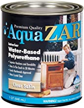 aqua water based satin