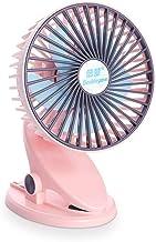 DJP Ventilateur Usb, Mini Ventilateur de Charge Usb Ventilateur de Bureau Portable