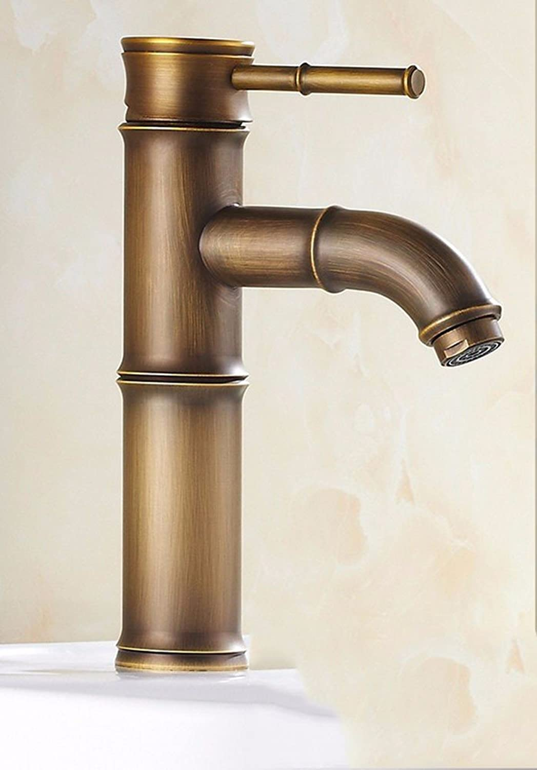 Hlluya Professional Sink Mixer Tap Kitchen Faucet The bathrooms, hot and cold, a vanity area with sink and faucet