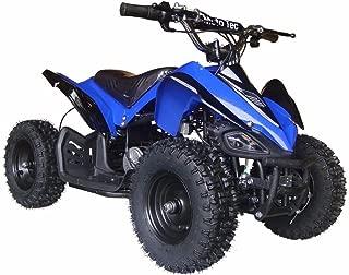 MotoTec 24v Kids ATV v2 in Blue