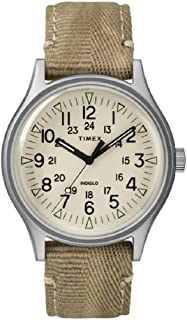 Timex Mens Analogue Quartz Watch Mk1