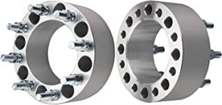 GDSMOTU 2pc Wheel Spacers for Dodge Ford 8 Lug, 3