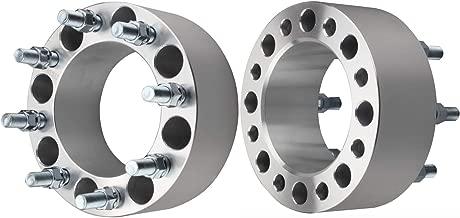 GDSMOTU 2pc Wheel Spacers for Dodge Ford 8 Lug, 3