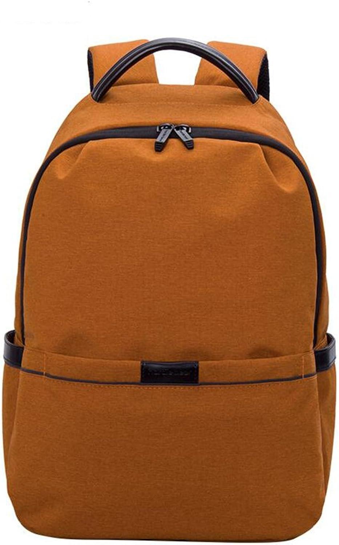HONEY Computer Rucksack Mnner und Frauen Lssige Mode Wandern Sporttasche (Farbe   Orange)