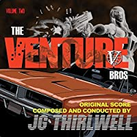 Music of the Venture Bros 2 by Jg Thirlwell