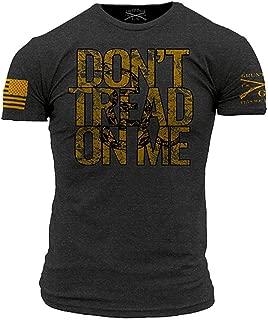 Grunt Style Tread On Me Men's T-Shirt