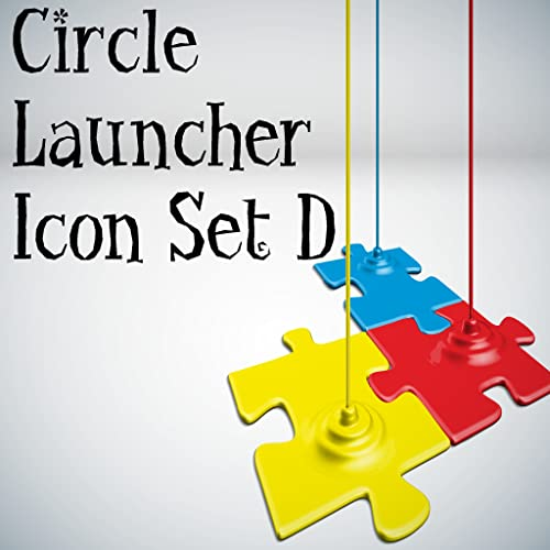 Icon Set D Circle Launcher