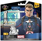 Disney Infinity 3.0 - Marvel Playset Battlegrounds, Incluye Figura Capitán América
