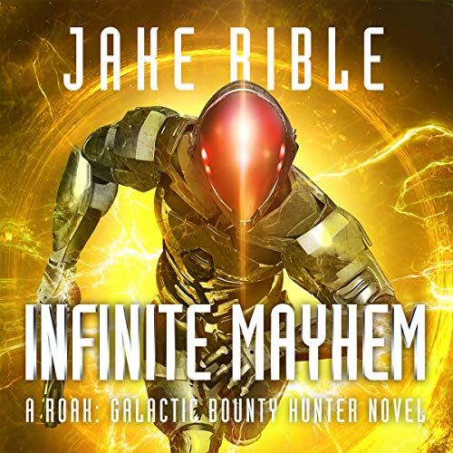 Infinite Mayhem     A Roak: Galactic Bounty Hunter Novel              De :                                                                                                                                 Jake Bible                               Lu par :                                                                                                                                 Andrew B. Wehrlen                      Durée : 6 h et 53 min     Pas de notations     Global 0,0