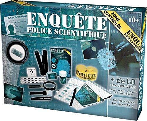 LGRI Police Scientifique