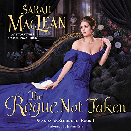 The Rogue Not Taken audiobook cover art
