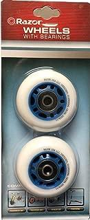 Dunarri Razor PowerRider 360 White Rear Wheels (Power Rider 360)
