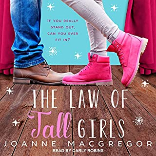 The Law of Tall Girls audiobook cover art