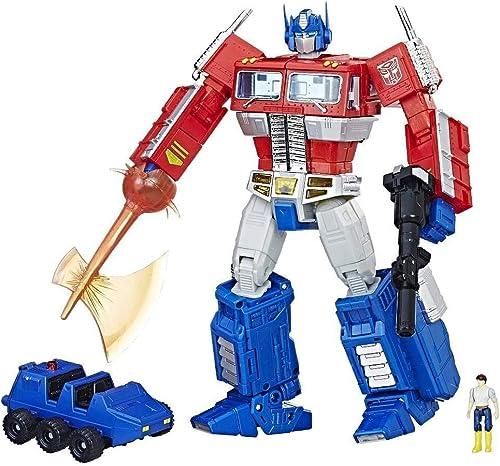 Transformers Masterpiece MP10 Action Figure  Optimus Prime