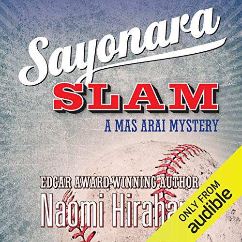Sayonara Slam audiobook cover art