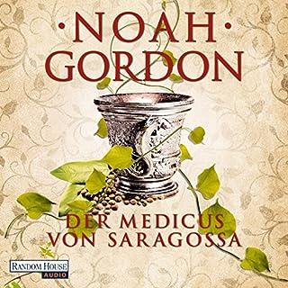 Der Medicus von Saragossa Titelbild