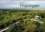 Thüringen (Wandkalender 2019 DIN A3 quer): Thüringens schönste Städte und Landschaften. (Monatskalender, 14 Seiten ) (CALVENDO Orte)