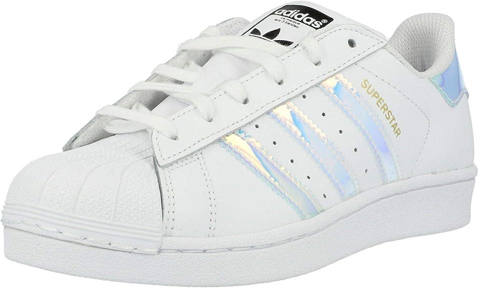 Adidas Superstar J Chaussures de Gymnastique, Mixte Enfant ...