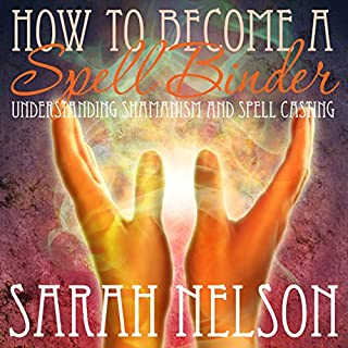 How to Become a Spell Binder audiobook cover art