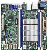 ASRock C2750D4I Intel Avoton C2750 2.4GHz- DDR3- SATA3- V&2GbE- Mini-ITX Motherboard & CPU Combo