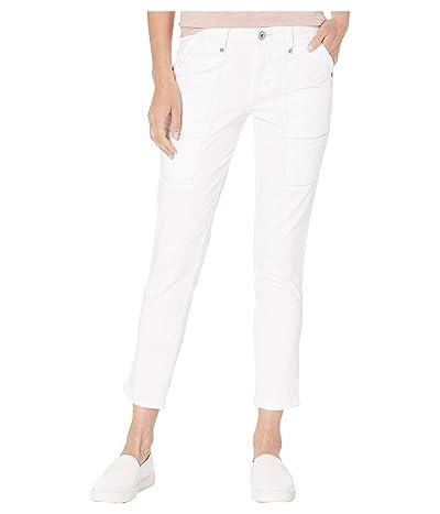Jag Jeans Easton Utility Pants (White) Women