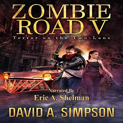 Couverture de Zombie Road V