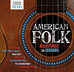 Milestones of Legends/American Folk