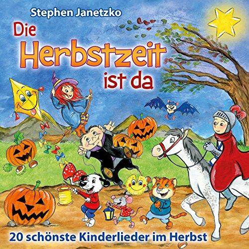 Die Herbstzeit ist da: 20 schönste Kinderlieder im Herbst