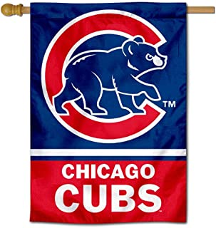 chicago cubs w flag images