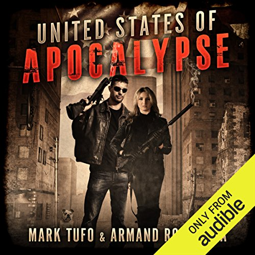 United States of Apocalypse audiobook cover art