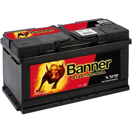 Banner Autobatterie 58014 Starting Bull 110 Oem Qualität Auto