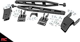 Rough Country Traction Bar Kit (fits) 2005-2016 Super Duty F250 4WD w/0-3