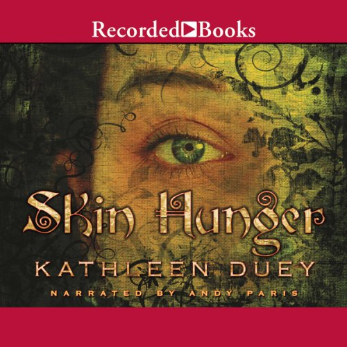Skin Hunger audiobook cover art