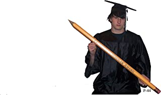 Personalized Giant Pencil - 44 inch (44