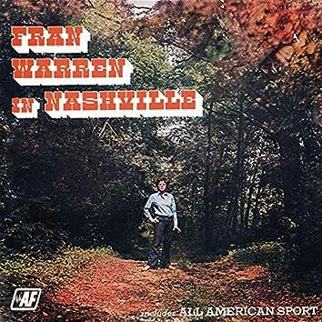Fran Warren in Nashville