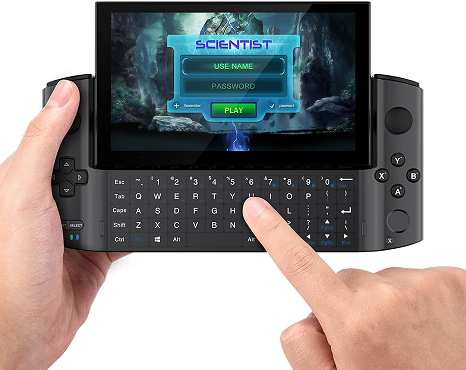 GPD Win 3 5.5 Inches Mini Fashion Console GamePlayer Handheld Game Max 74% OFF Video