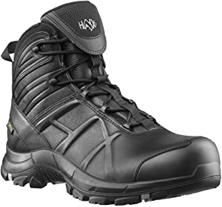 Diawp Men Indestructible Shoes Ryder Steel Toe Boot Safety Military Work Sneakers