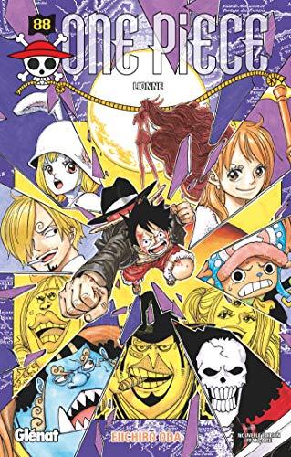 One Piece - Édition originale - Tome 88: Lionne (Shônen)