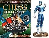 Figura de Ajedrez de Resina Marvel Chess Collection Nº 28 Bullseye