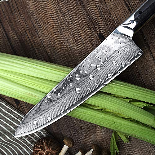 Sunnecko Küchenmesser - 5