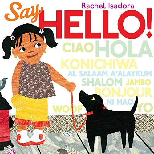 Say Hello! (English Edition)