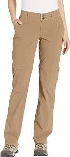 Marmot Women's Kodachrome Convertible Pants Desert Khaki 12 32