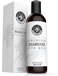 Beard Oil 100ml - Extra Large Bottle - Premium Beard Conditioning Oil For Men