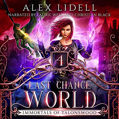 Last Chance World cover art