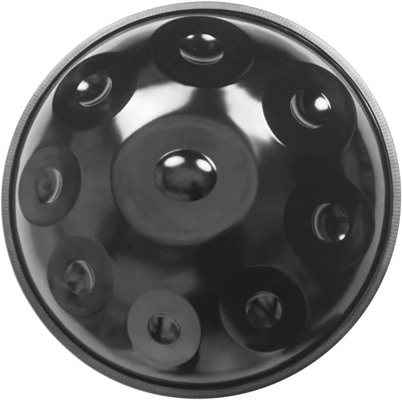 Handpan Drum Tongue 22 Inch Hand Black 9 Super special price minor Notes D Sales of SALE items from new works