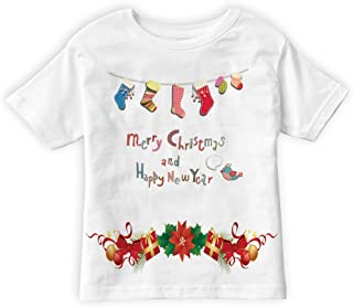 Winter Christmas T-Shirts Collection Style 06 for Children
