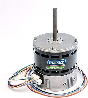 Emerson- 5532ET - Direct Drive Blower Motor EcoTech 1/2 HP 115V 1140 RPM 5-Speed